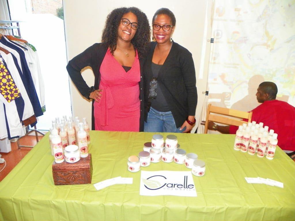 Kenoa et Carelle Cosmetics pour enfant