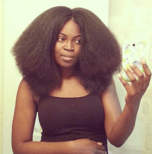 Cheveux 4c longs