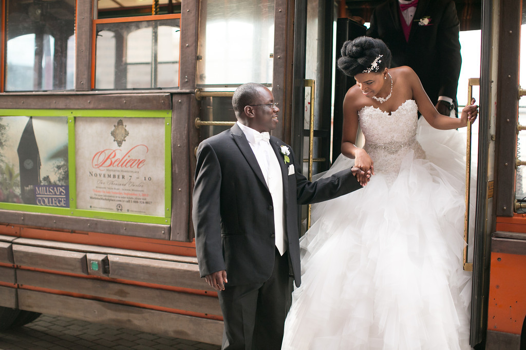 Inspiration cheveux crépus pour mariage – Ameka