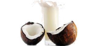 lait de coco pour cheveux