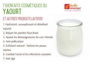 bienfaits yaourt