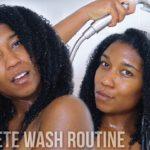 Le lavage à l'eau seule peut-il maximiser la croissance naturelle des cheveux ?